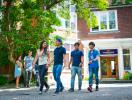 歴史と世界遺産の街、カンタベリーで英語学習。